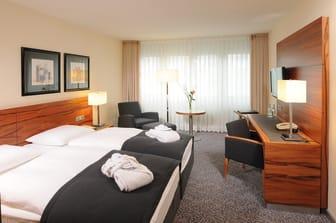 Umfassend modernisiert: Das Maritim Hotel München