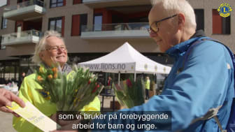 Lions Tulipanaksjon - innsamling til barn og unge_kortversjon