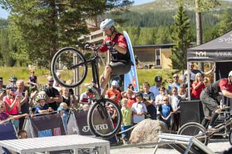 Flere sykkelarrangement