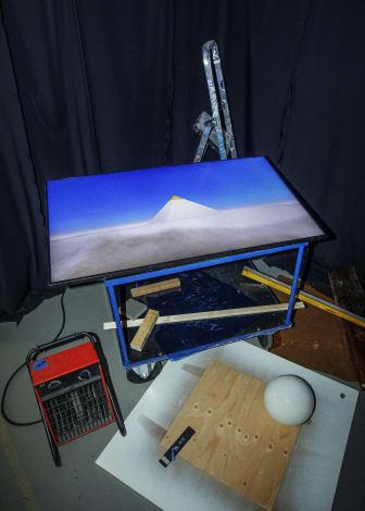 Felix Scheynius - Top of the Pyramid