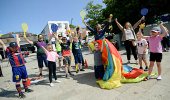 Pop-up play sessions taking place across Mid and East Antrim