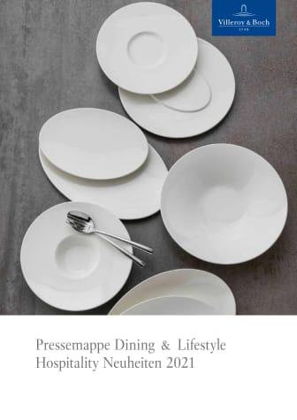 Pressemappe Dining & Lifestlye Hospitality 2021