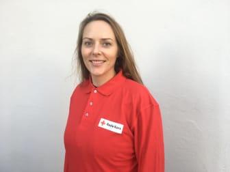 Annette Sørlie Stray - Røde Kors
