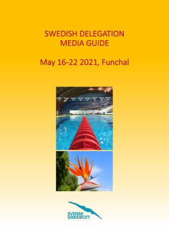 Media Guide - Sweden Para Swimming - European Championships - Madeira 2021.pdf