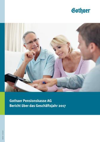 Gothaer Pensionskasse AG: Bericht über das Geschäftsjahr 2017