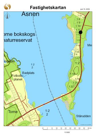 Karta samlingsplats