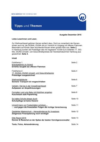 Tipps und Themen 12-2015