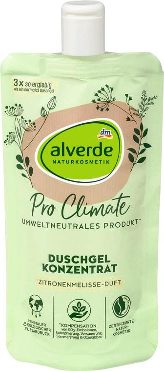 alverde Pro Climate Duschgel Konzentrat