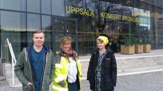 UTNARM-vinnare får en halvdag med Forsen