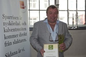 Scandinavian Organics, 2:a plats i Nyskaparstipendiet 2014