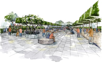 Stadsparken 100 år - utveckling och förnyelse