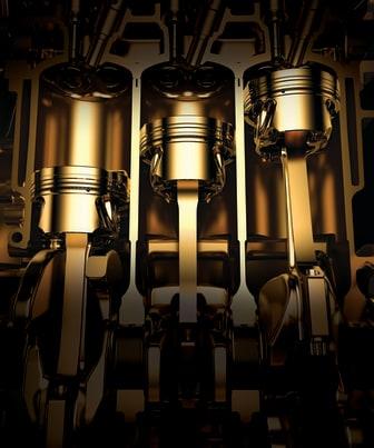 Fords lilla men kraftfulla 1,0-liters EcoBoost-motor blir först med att utses till årets internationella motor för tredje året i rad