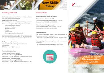 Wissenschaftliche Weiterbildung: Seminare für Führungskräfte