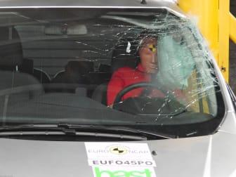 Nya Ford Transit- och Tourneo Custom når toppbetyg i EuroNCAP test av transportfordon - bild 2