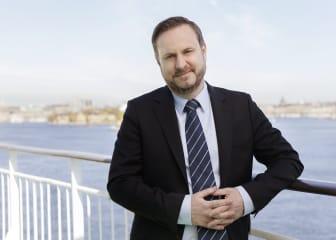 Kenneth Gustavsson, marknadsdirektör Viking Line Skandinavien