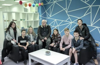 Carrickfergus youth group excited to embark on US exchange trip in the summer
