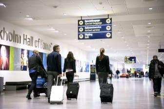 Ankomsthallen Terminal 5