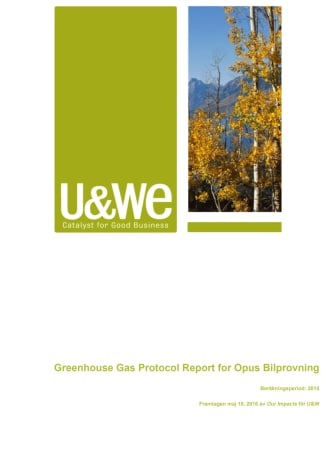 Greenhouse Gas Protocol 2015 (pdf)