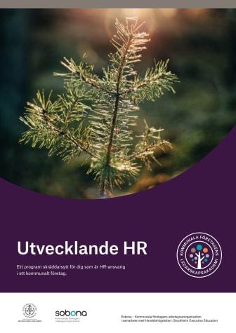 Programblad_Utvecklande_HR.pdf