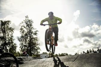 Cykling i Billingen Bike Park