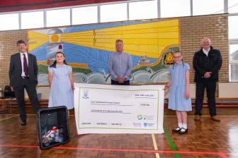Reward4Waste Whitehead Primary School