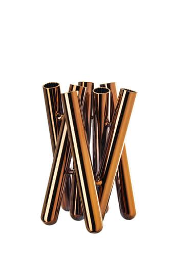 R_Seven_Contour_Copper_Vase_21_cm