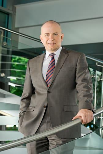 ZÜBLIN-Vorstand Dr. Klotz