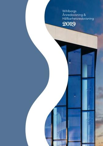 Wihlborgs årsredovisning och hållbarhetsredovisning 2019