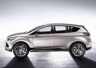 Ford visar koncept på ny global SUV på Detroit Motorshow 2011 - Ford Vertrek, bild 6