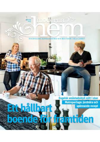 Moderna hem nr 2 2013, Vår/Sommar