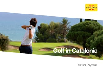 Catlonia is Golf