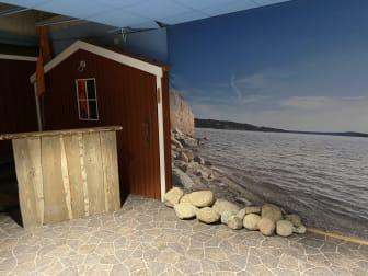 Solrum på Anhörigcentralen Uddevalla 1