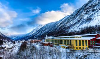 Rjukan -Hydroparken -Ian Brodie - VisitNorway.com