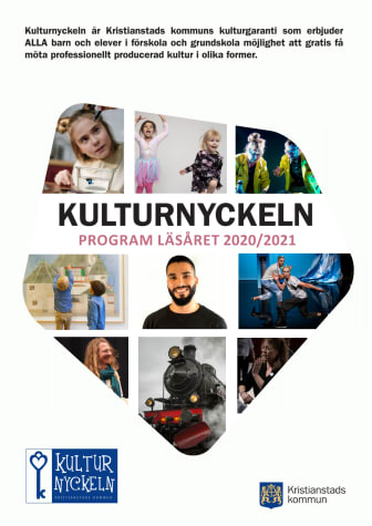 Kulturnyckeln läsår 2020/2021