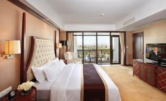 Zimmer im Maritim Hotel Shenyang