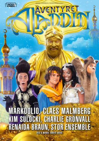 Äventyret Aladdin - Presskit