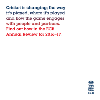 ECB Annual Review 2016-17