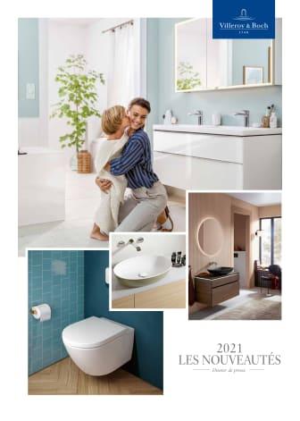 Salle de Bains et Wellness - Dossier de Presse 2021