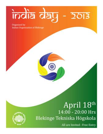 Program India Day 2013