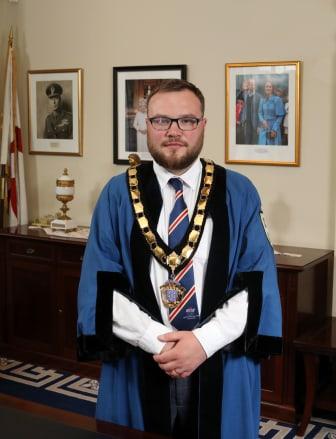 Deputy Mayor, Cllr Matthew Armstrong