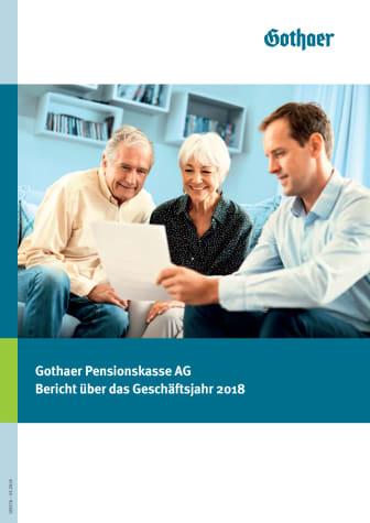 Gothaer Pensionskasse AG: Bericht über das Geschäftsjahr 2018