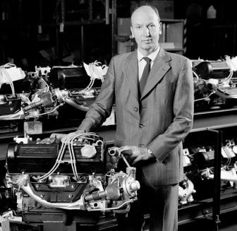 Bengt Gadefeldt - einer der Väter des legendären Scania V8-Motors