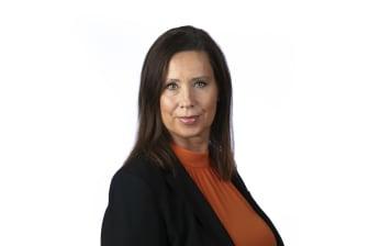 Maria Johansson tf förbundsdirektör KSON