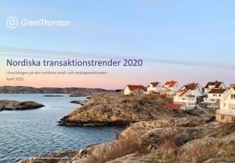 Nordiska transaktionstrender 2020