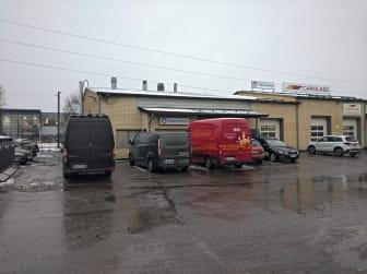TT Center Lahtis, Finland