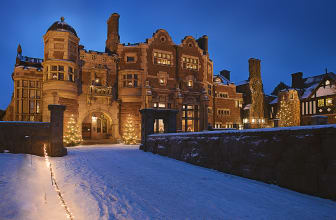 Tjolöholms Slott i juletid foto Thomas Carlén