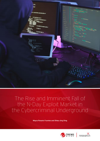 The Rise and Imminent Fall of the N-Day Exploit Market.pdf