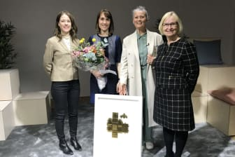 Guldhuset 2021 till Pernilla Thessén