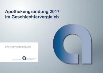 Grafiken: Apothekengründung 2017_Gender