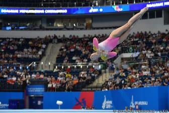 Jessica Castles i fristående, European Games Minsk 2019